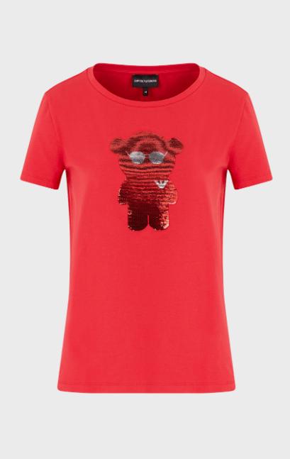 Emporio Armani T-shirts Kate&You-ID8220