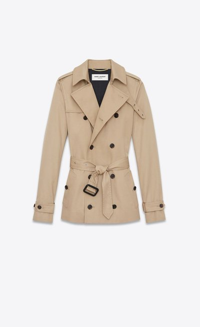 Yves Saint Laurent - Trench & impermeabili per DONNA online su Kate&You - 506652Y039W9772 K&Y1983