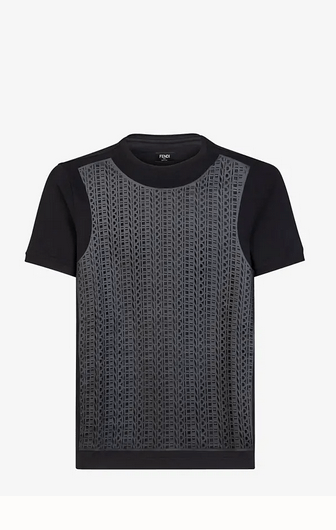 Fendi T-Shirts & Vests Kate&You-ID7788