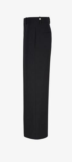 Givenchy - Pantalons Droits pour FEMME online sur Kate&You - BW50M612JF-001 K&Y9866