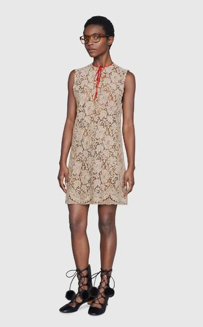 Gucci - Short dresses - for WOMEN online on Kate&You - 663842 ZAHC3 2184 K&Y12046