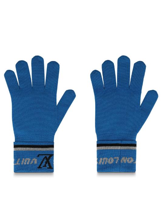 Louis Vuitton - Guanti per UOMO GANTS LV FORWARD online su Kate&You - M73434 K&Y8656