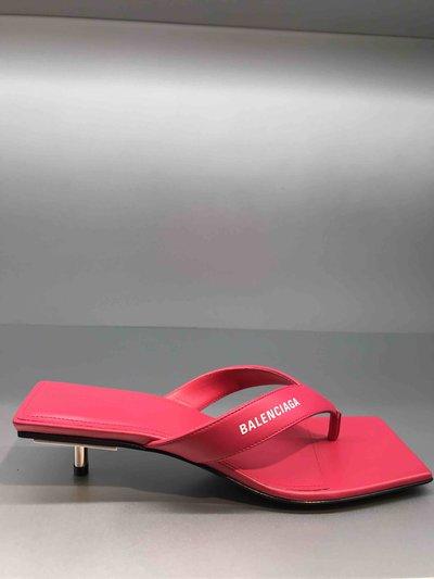 Balenciaga - Mules per DONNA Sandales Métal online su Kate&You - 579472WA9105810 K&Y1539