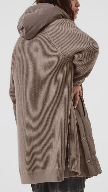 Brunello Cucinelli - Parkas & doudounes pour FEMME online sur Kate&You - SKU 202M12509616 K&Y8974
