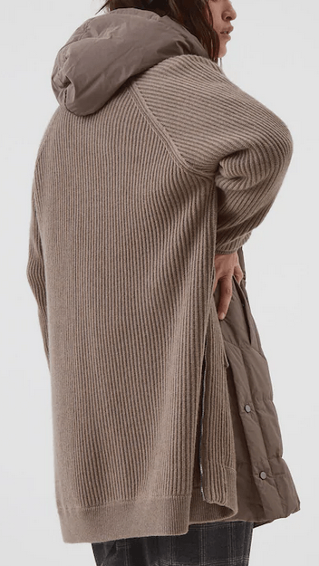 Brunello Cucinelli - Parka per DONNA online su Kate&You - SKU 202M12509616 K&Y8974