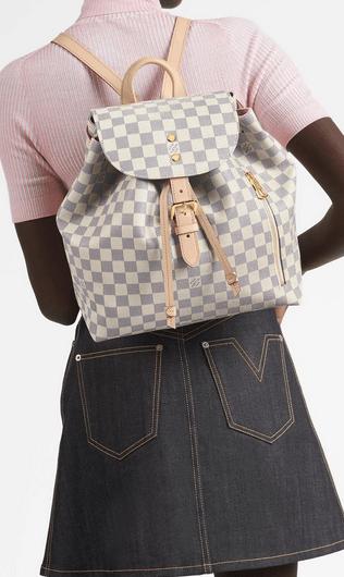Louis Vuitton - Backpacks - Sac Sperone BB for WOMEN online on Kate&You - N44026 K&Y8743