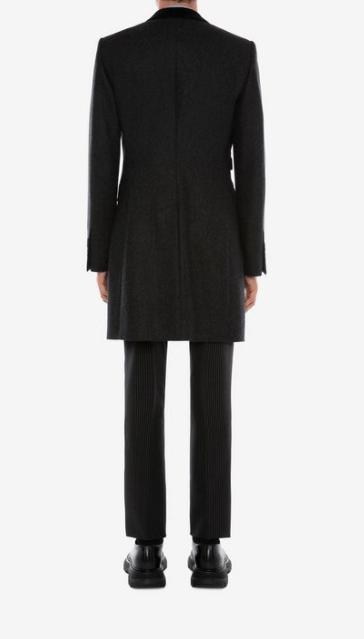 Alexander McQueen - Cappotti monopetto per UOMO online su Kate&You - 590055QOV341101 K&Y7722