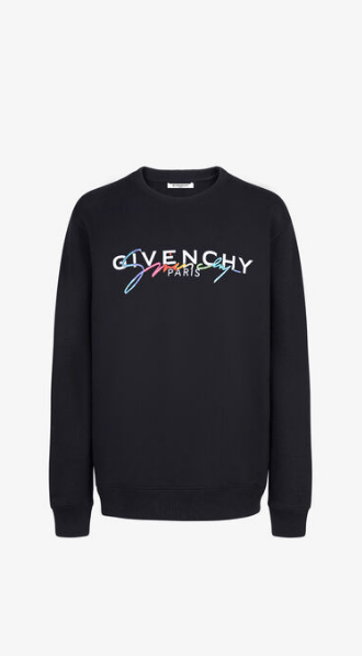 Givenchy - Felpe per UOMO online su Kate&You - BMJ03C30AF-001 K&Y6960