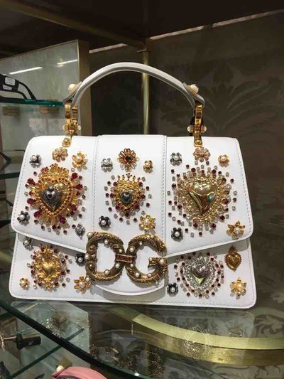 Dolce & Gabbana Sac à main Sac DG amore  Kate&You-ID1517