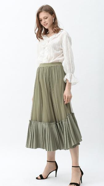 Chicwish - Chemises pour FEMME online sur Kate&You - T200302007 K&Y7411