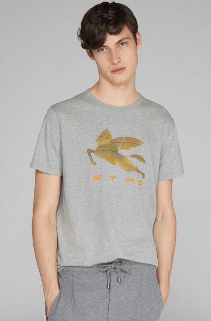 Etro - T-Shirts & Débardeurs pour HOMME online sur Kate&You - 201U1Y02092890003 K&Y7334