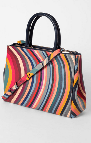 Paul Smith - Tote Bags - for WOMEN online on Kate&You - W1A-5477-CSWIRL-90-0 K&Y9016