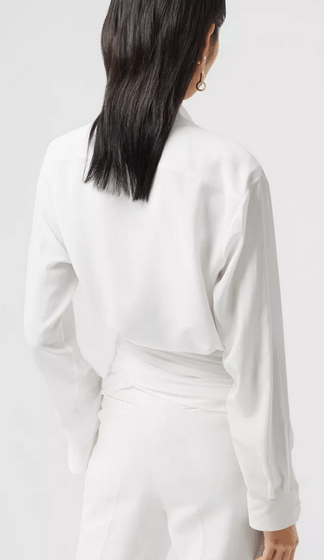 Burberry - Camicie per DONNA online su Kate&You - 45669041 K&Y9598