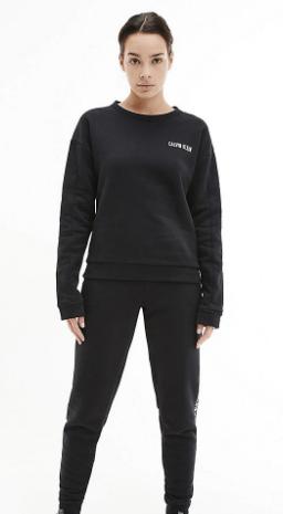 Calvin Klein - Sweats & sweats à capuche pour FEMME online sur Kate&You - 00GWH0W305 K&Y10507