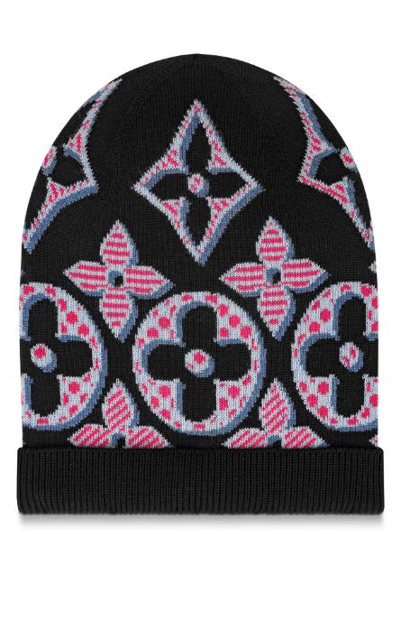 Louis Vuitton Головные уборы BONNET POP MONOGRAM GÉANT Kate&You-ID8652