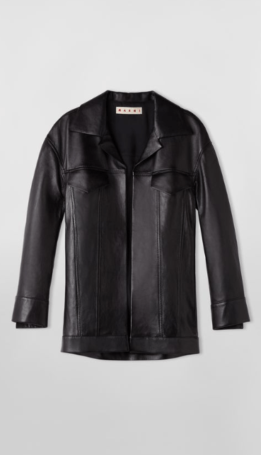 Marni Leather Jackets Kate&You-ID7614