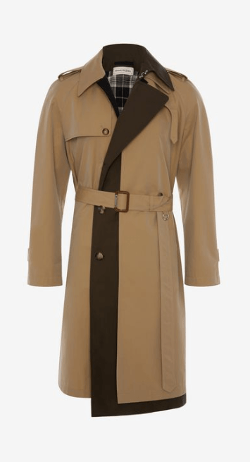 Alexander McQueen Trench Coats & Macs Kate&You-ID7721