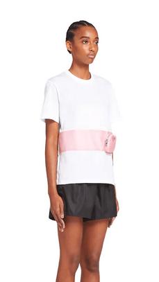 Prada - T-shirts per DONNA online su Kate&You - 135684_1XBH_F0AY1_S_202 K&Y9533