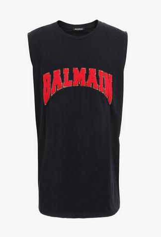 Balmain - T-shirts & canottiere per UOMO online su Kate&You - K&Y7783