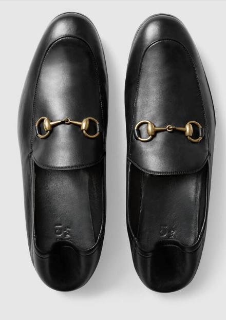 Gucci - Mocassini per UOMO online su Kate&You - 407314 DLC00 1000 K&Y5866