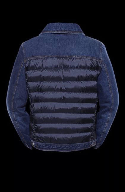 Moorer - Vestes en Jean pour HOMME online sur Kate&You - mondor-104s-blu K&Y7563