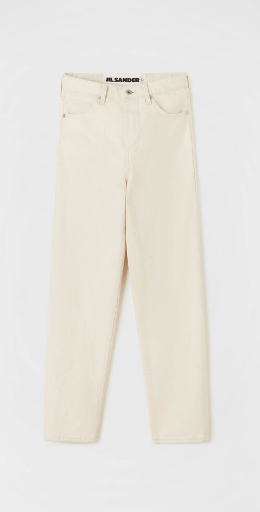 Jil Sander Cropped Jeans Kate&You-ID10447