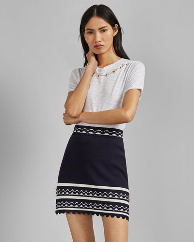 Ted Baker Mini skirts Kate&You-ID2147