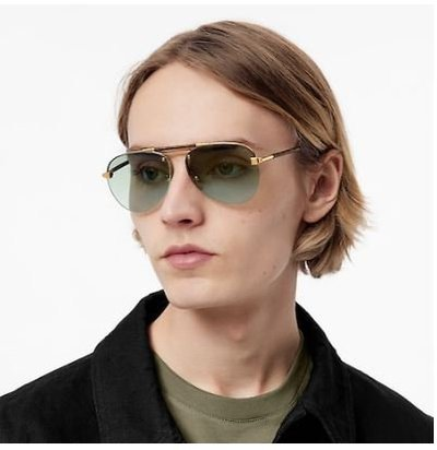 Louis Vuitton - Sunglasses - CLOCKWISE for MEN online on Kate&You - Z1108W  K&Y10995