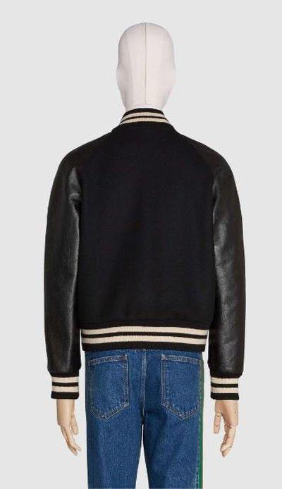 Gucci - Bomber Jackets - for MEN online on Kate&You - 618897 Z8AKD 1000 K&Y10802