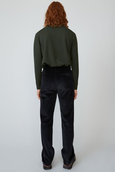 Прямые брюки - Acne Studios для МУЖЧИН онлайн на Kate&You - FN-MN-TROU000148 - K&Y2660