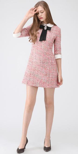 Chicwish - Robes Courtes pour FEMME online sur Kate&You - D181126009 K&Y7375
