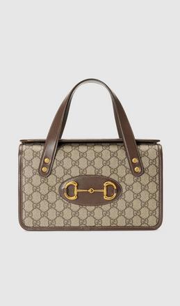 Gucci Tote Bags Sac à main détail Gucci Horsebit 1955 petite taill Kate&You-ID8375