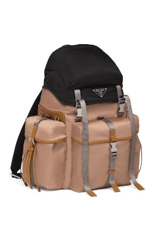Рюкзаки и поясные сумки - Prada для МУЖЧИН онлайн на Kate&You - 2VZ073_2DFC_F0ZV0_V_OOO - K&Y5532
