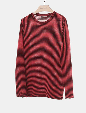 Isabel Marant Étoile - T-shirts & canottiere per UOMO online su Kate&You - K&Y4976