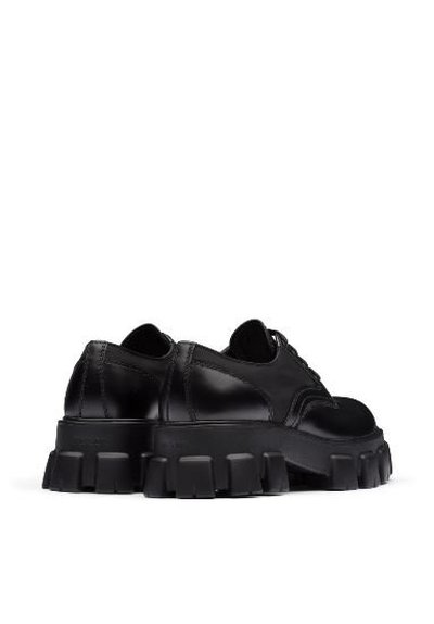 Prada - Lace-Up Shoes - for MEN online on Kate&You - 2EE342_3L09_F0002  K&Y11368
