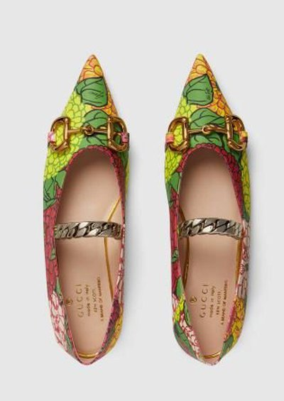 Gucci - Ballerina Shoes - for WOMEN online on Kate&You - 647605 2OM00 5244 K&Y11244