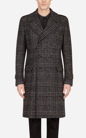 Dolce & Gabbana Single-Breasted Coats Kate&You-ID9155