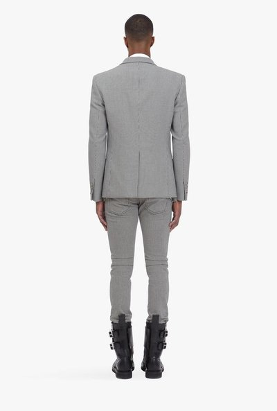 Balmain - Blazers per UOMO online su Kate&You - SH07110X048 K&Y1830