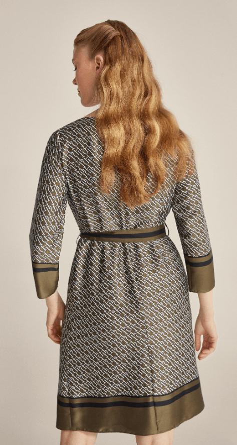 Cortefiel - Robes Mi-longues pour FEMME online sur Kate&You - 3817725 K&Y7172