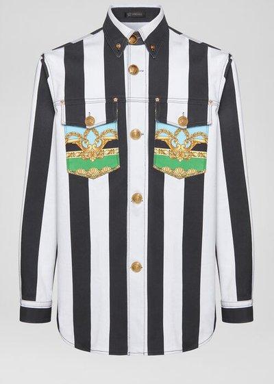 Versace Shirts Kate&You-ID2304