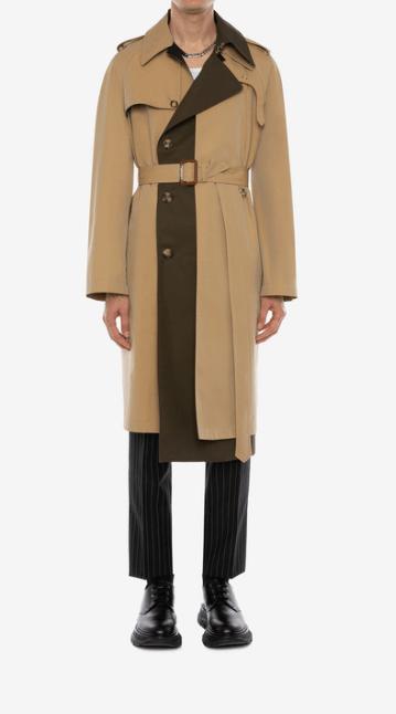 Alexander McQueen - Trench & impermeabili per UOMO online su Kate&You - 595435QOS449730 K&Y7721