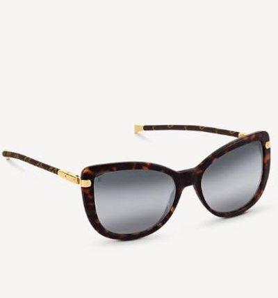Louis Vuitton Sunglasses CHARLOTTE Kate&You-ID11022
