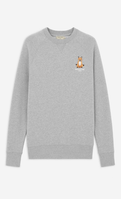 Maison Kitsuné Sweatshirts Kate&You-ID8001