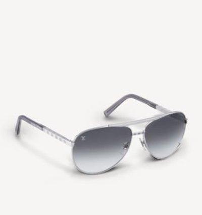 Louis Vuitton Солнцезащитные очки ATTITUDE PILOTE Kate&You-ID11041