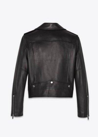 Yves Saint Laurent - Leather Jackets - for MEN online on Kate&You - 484284Y5YA21000 K&Y11667