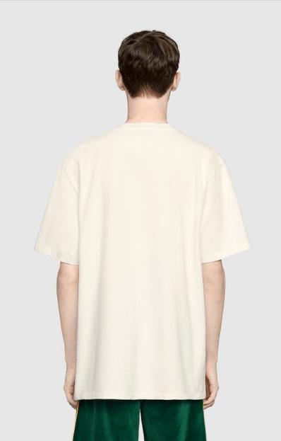 Gucci - T-Shirts & Débardeurs pour HOMME online sur Kate&You - 565806 XJAZY 9037 K&Y6576