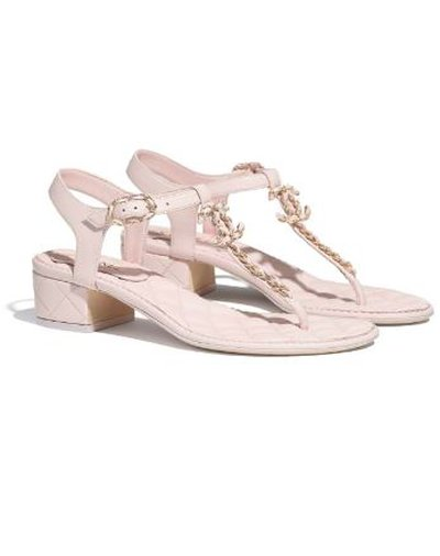Chanel - Sandals - for WOMEN online on Kate&You - Réf. G31463 X01000 10601 K&Y10867