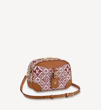 Louis Vuitton Сумки через плечо Deauville Mini  Kate&You-ID11783