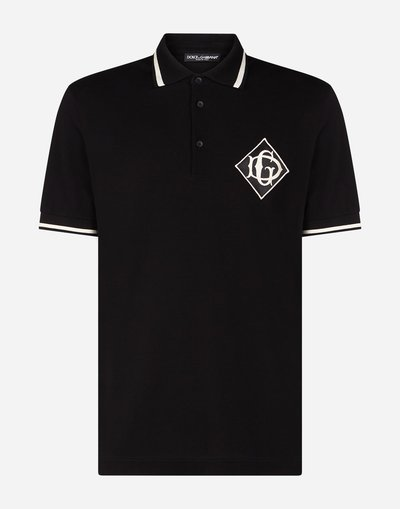 Dolce & Gabbana Polo Shirts Kate&You-ID1864