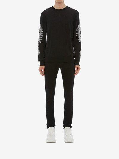 Alexander McQueen - Pulls pour HOMME online sur Kate&You - 576023Q1WXB1001 K&Y2260
